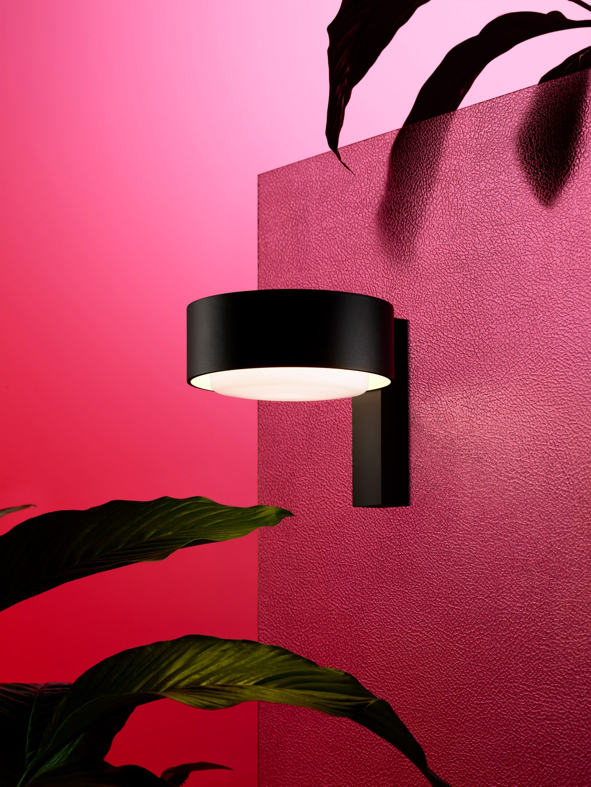 Plaff-on! outdoor wall light