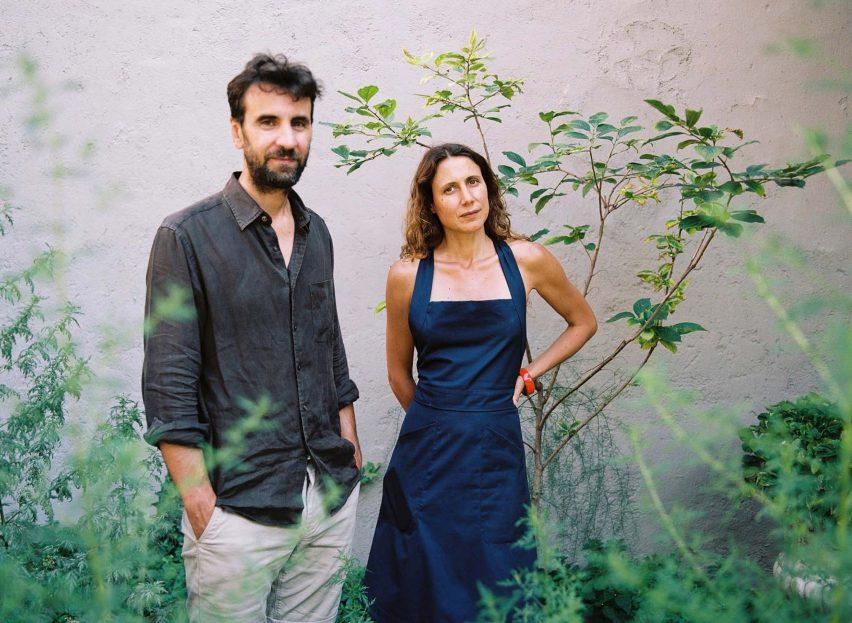 Joseph Grima and Valentina Ciuffi