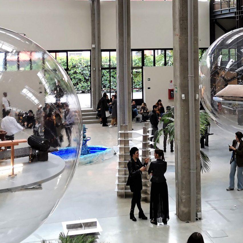 FAR exhibition at Nilufar depot