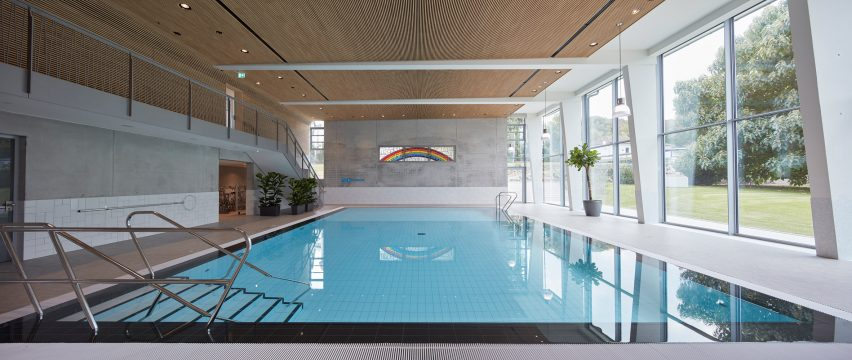 New pool in Germany