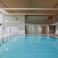 Bad Berg mineral bathsin Stuttgart by 4a Architekten
