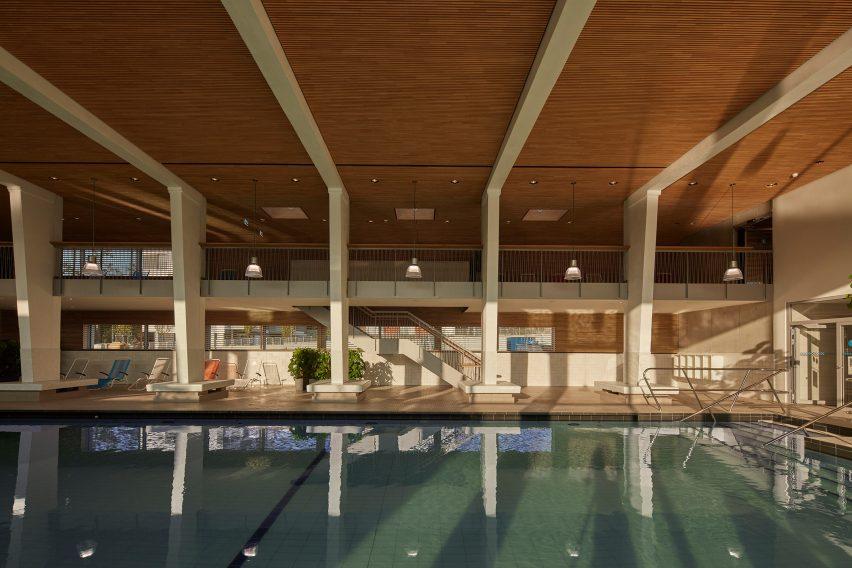 Swimming pool in Stuttgart