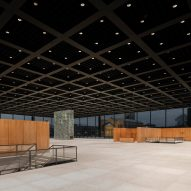 A museum by Mies van der Rohe