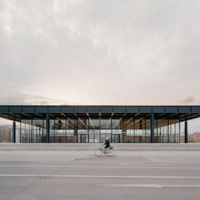 Ludwig Mies van der Rohe's Neue Nationalgalerie