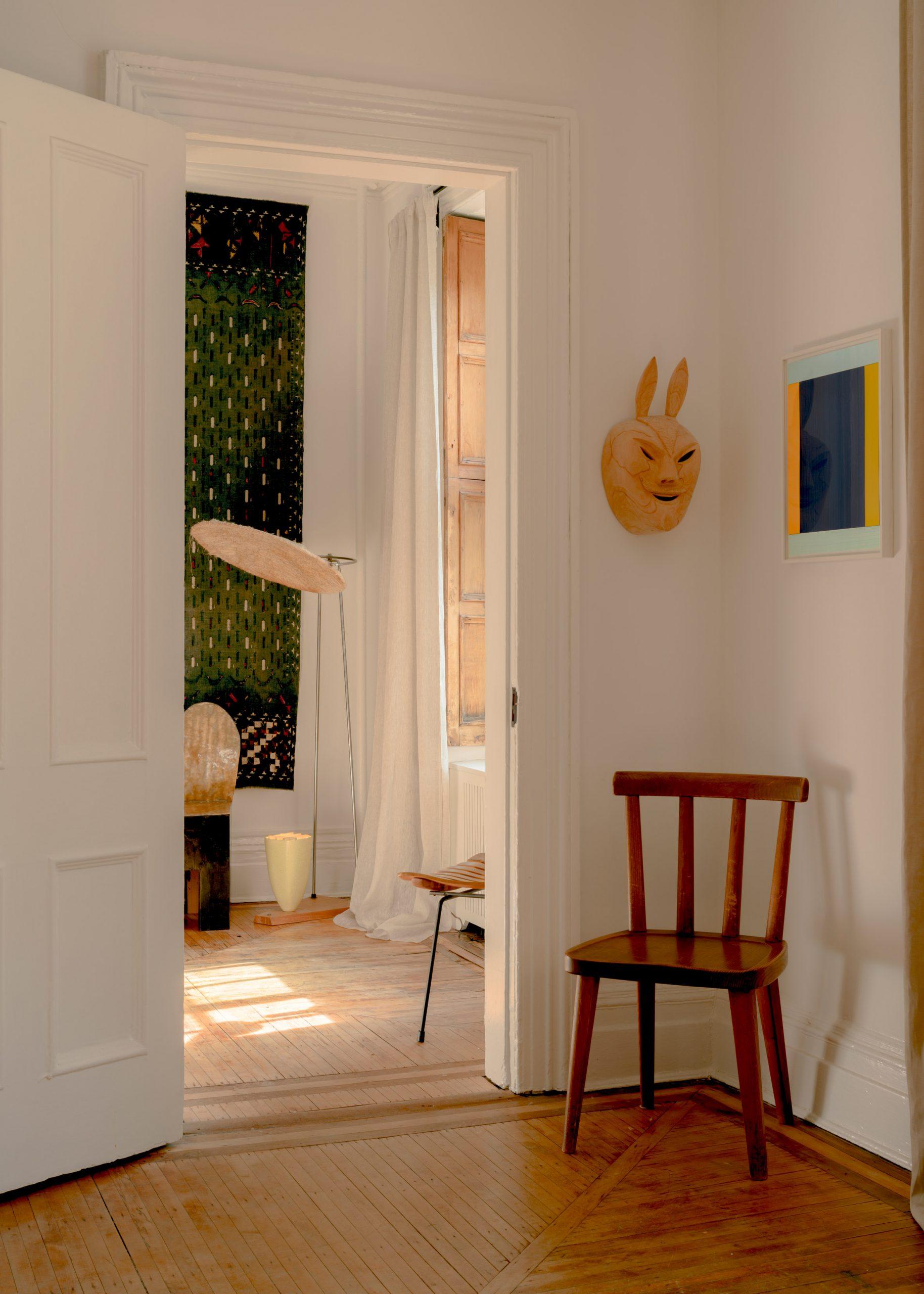Olivier Garcé apartment