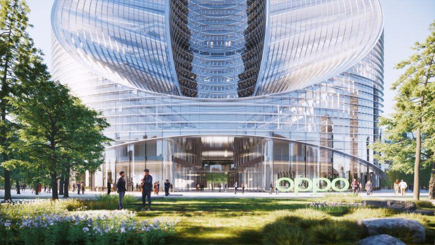 OPPO headquarters