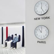 Kith Paris by Snarkitecture