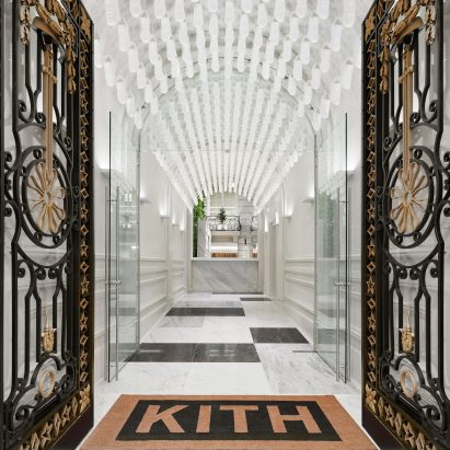 Kith Paris entrance