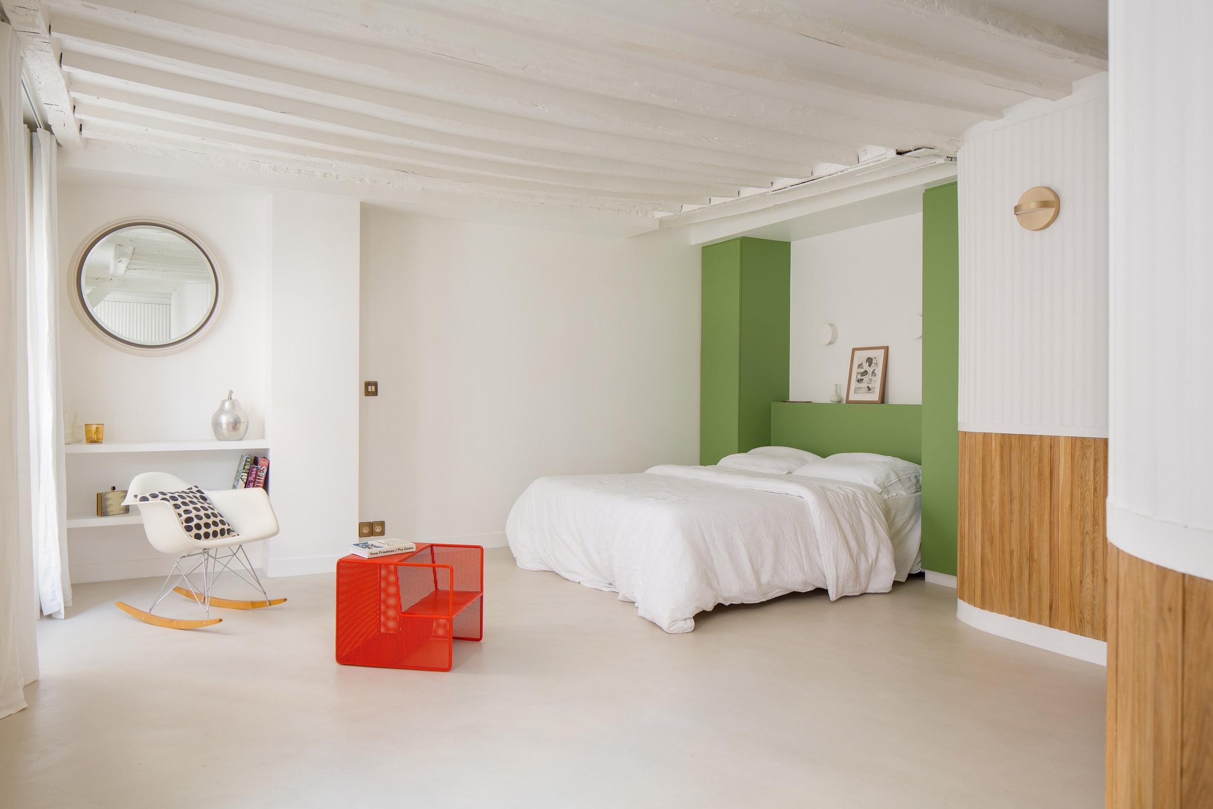 It has bright interiors by Pierre-Louis Gerlier Architecte