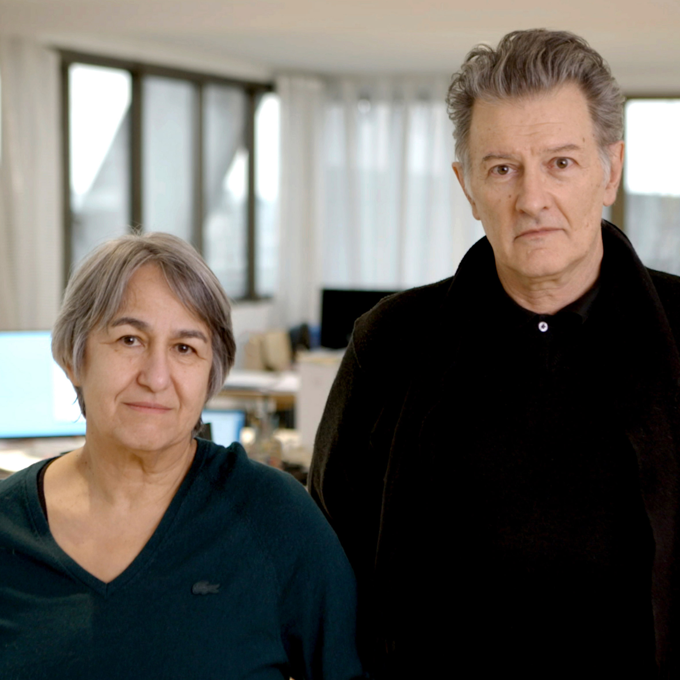 Anne Lacaton and Jean-Philippe Vassal. Photo by Laurent Chalet