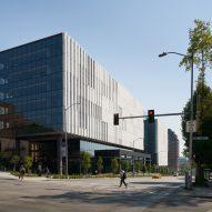 The Rosling Center by Miller Hull Partnership
