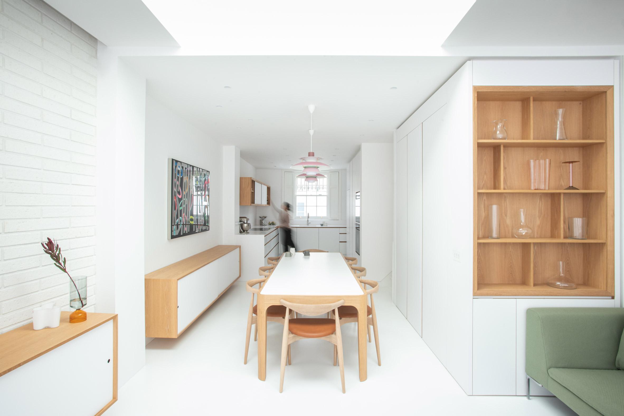 Rydon Street by Moxon Architects