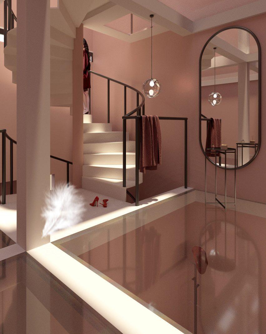 Case Study – Vertical Glass House by Jinyu Ma