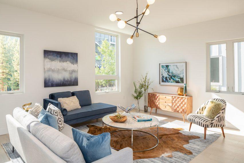 Tres Birds' project has interiors