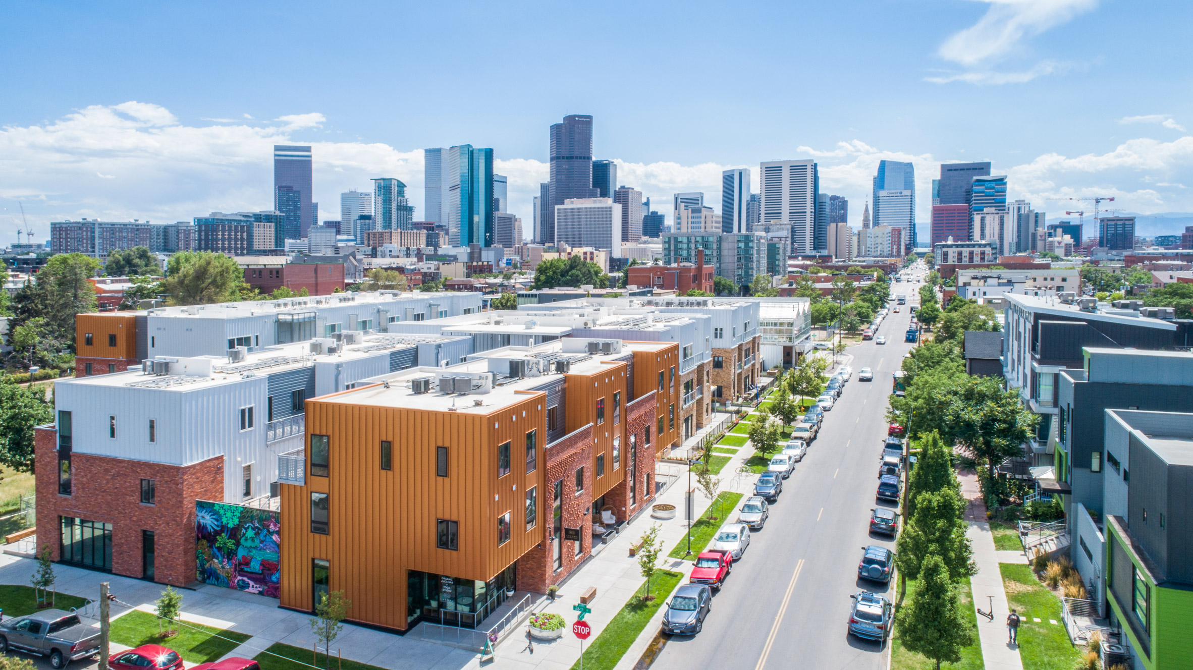 S*PARK by Tres Birds occupies full city block in Denver