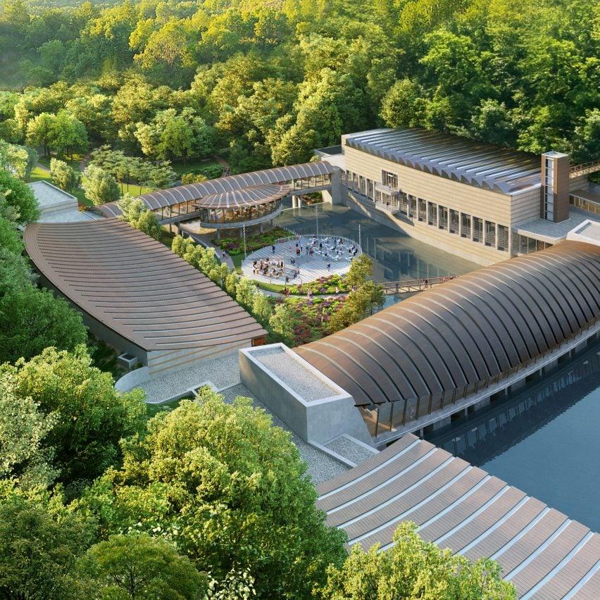 Safdie Architects Crystal Bridges Museum of American Art