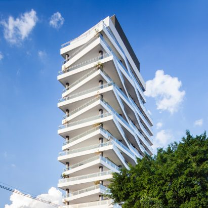 Sao Paulo housing block
