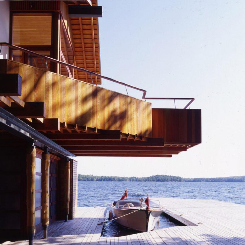 Muskoka Boathouse, Lake Muskoka