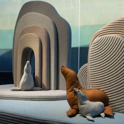 Soft Landscape at Design Museum Holon
