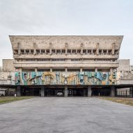 Roberto Conte and Stefano Perego photograph colourful Soviet architecture across central Asia