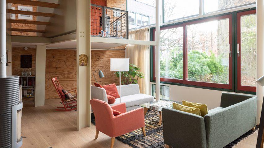 Earth Day: Sarah Wigglesworth house retrofit