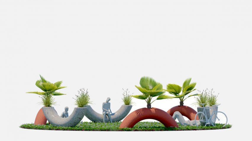 A rendering of Nomo Fomo