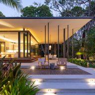 Sirena House by Studio Saxe
