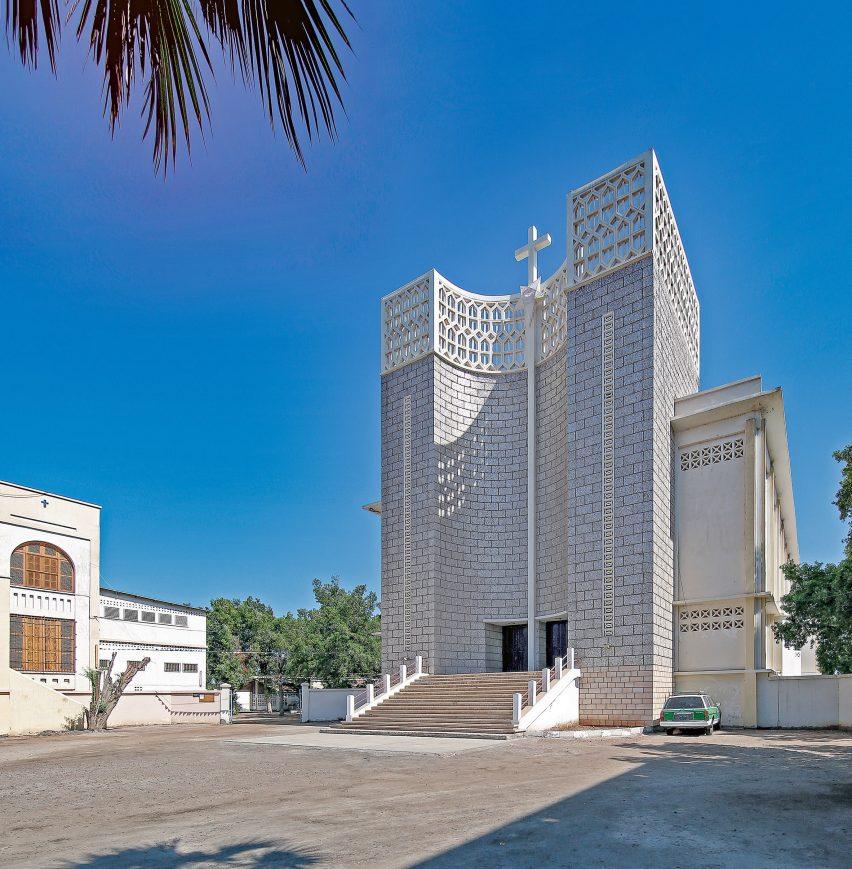 Djibouti Cathedral