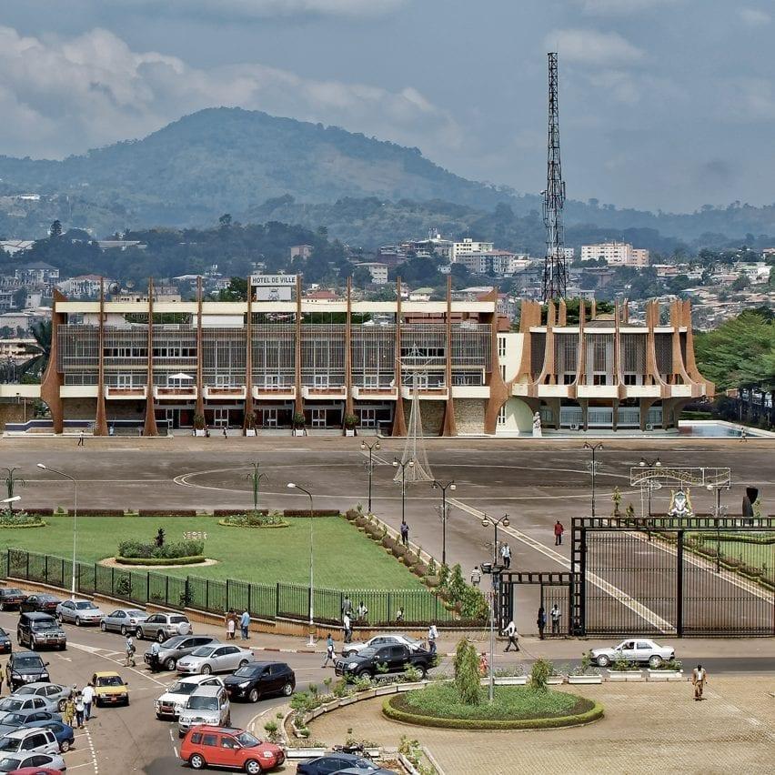 Yaoundé City Hall, Yaoundé, by Armand Salomon
