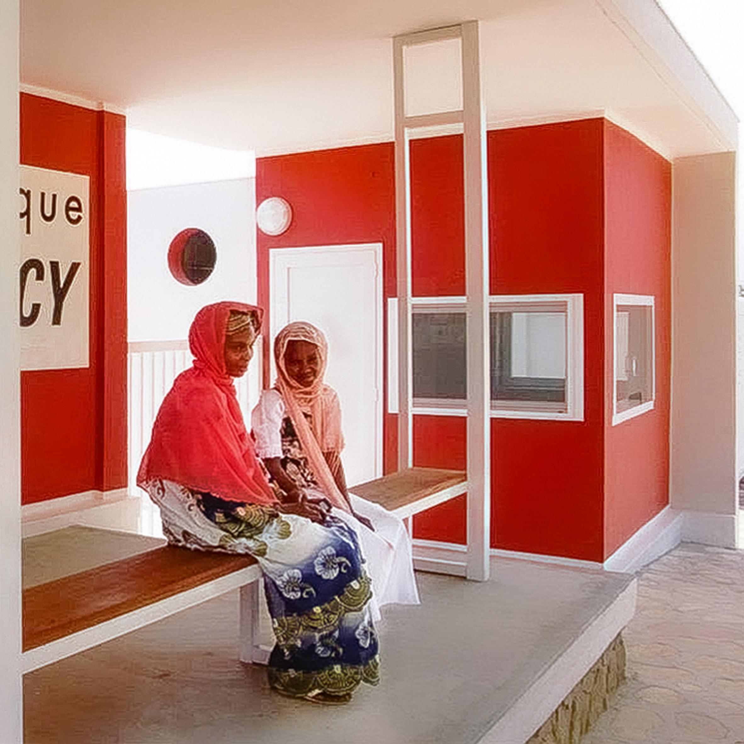 Emergency Paediatric Centre, Bangui, by Studio TAMassociati