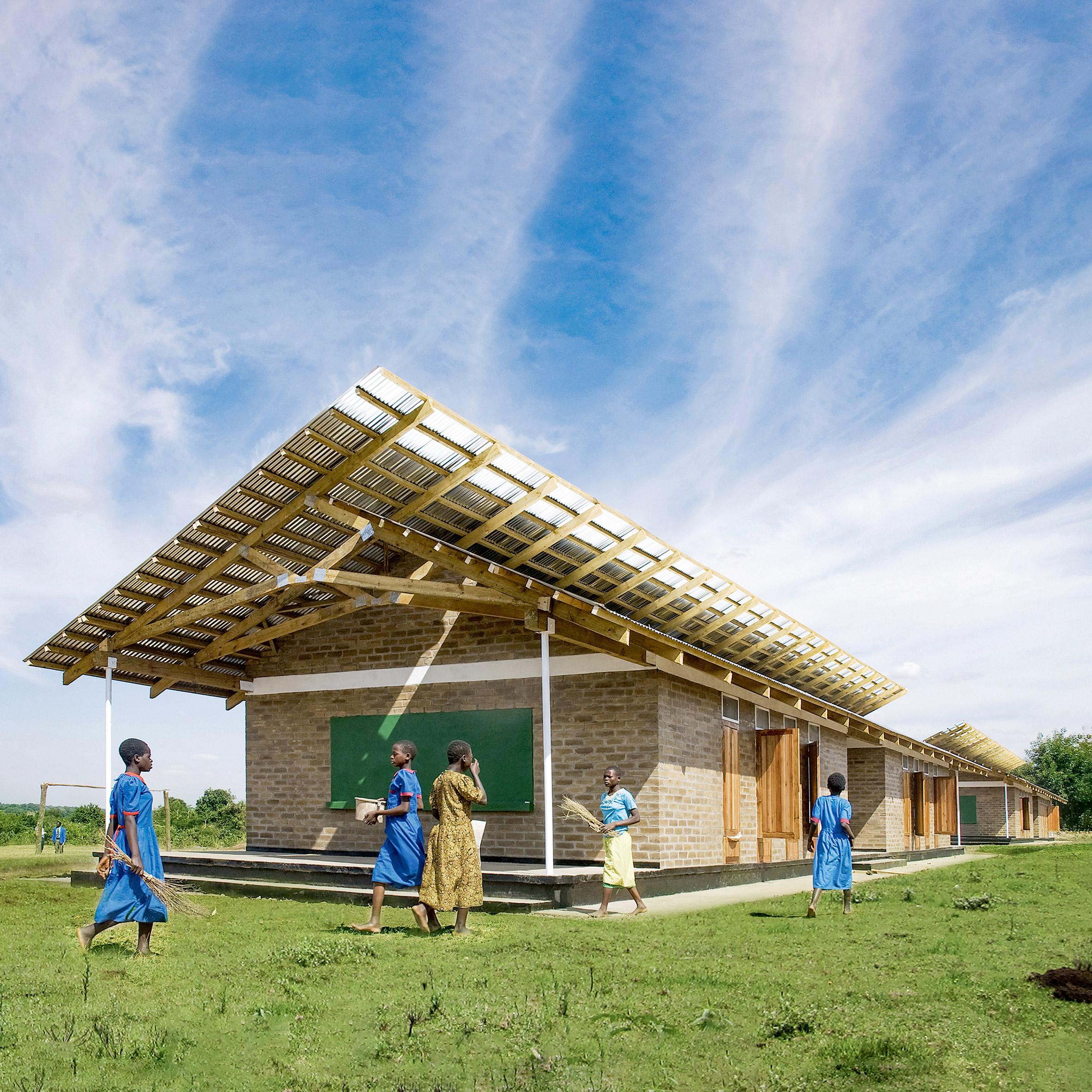 Kalula, Chimbalu and Kapondero Schools by John McAslan + Partners