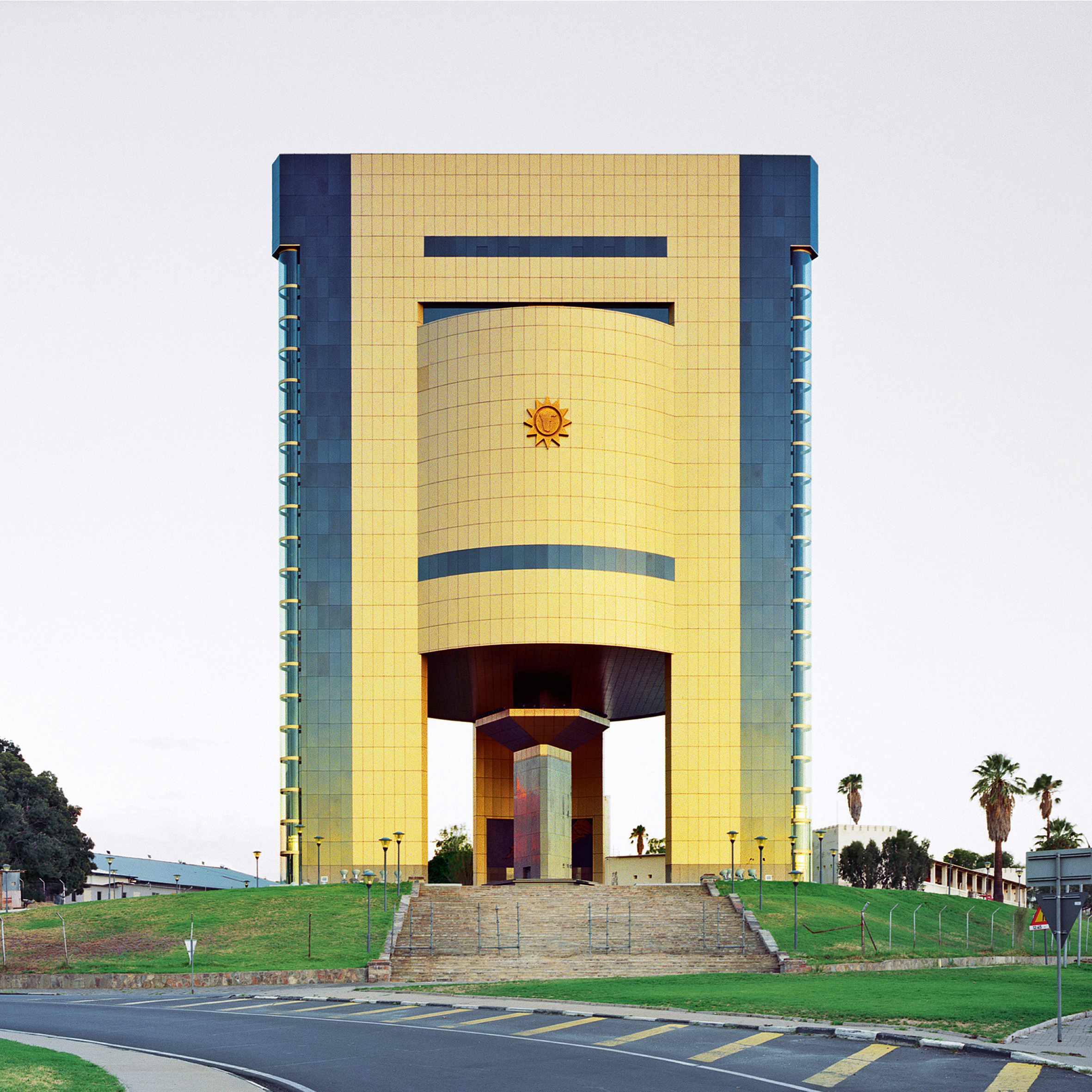 New State House, Windhoek, by Mansudae Overseas Projects