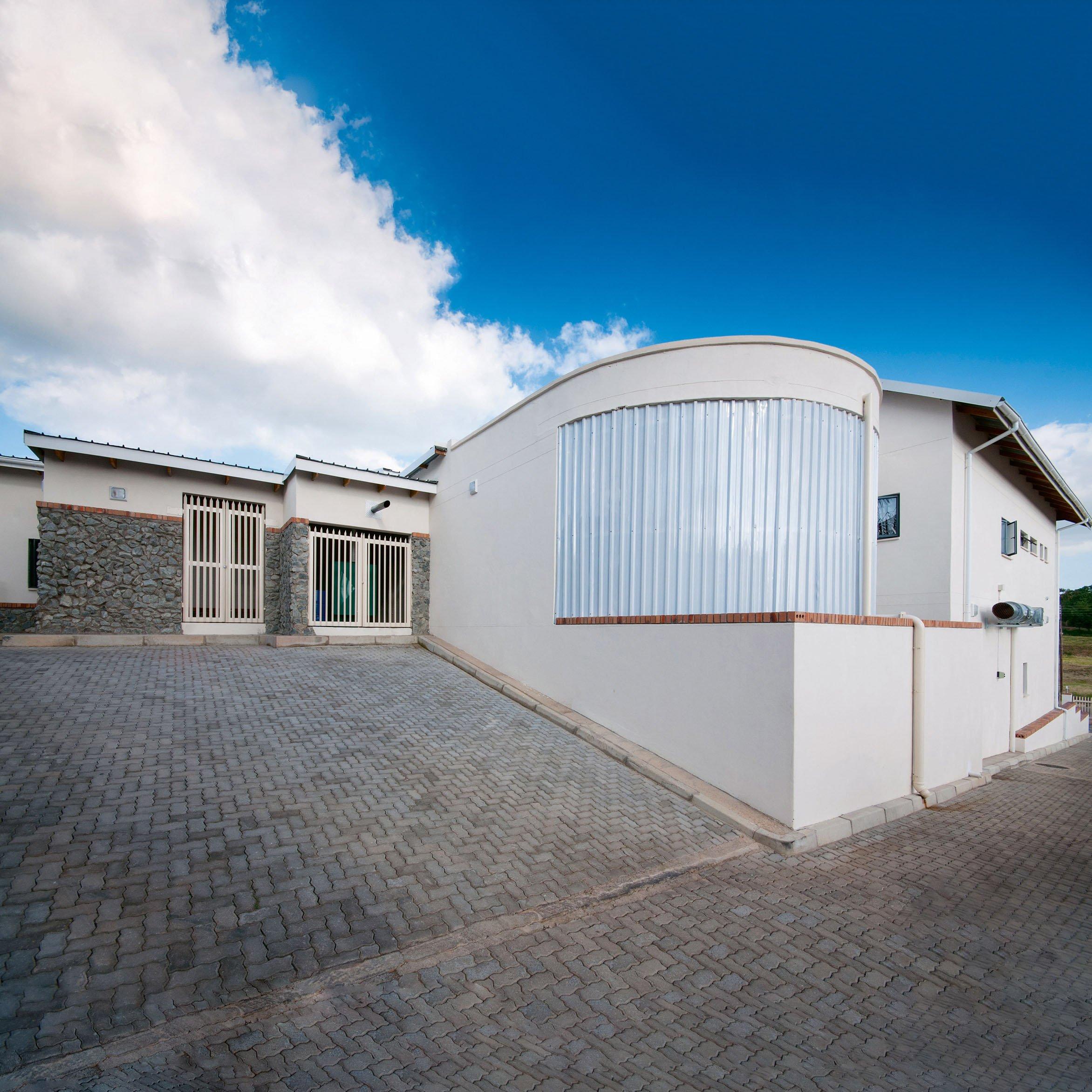 Siyanaka Women and Children Hospital, Manzini District, by Brad Walker Architects