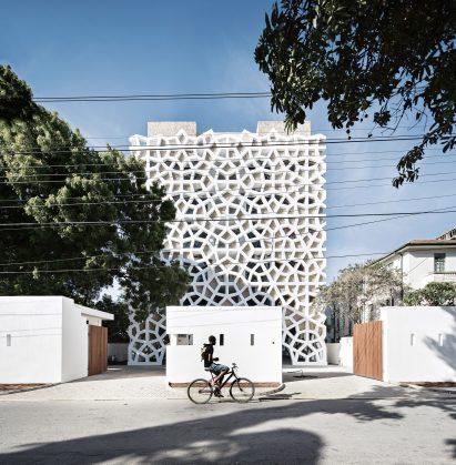 Swahili Gem Apartments, Mombasa, by Urko Sánchez Architects