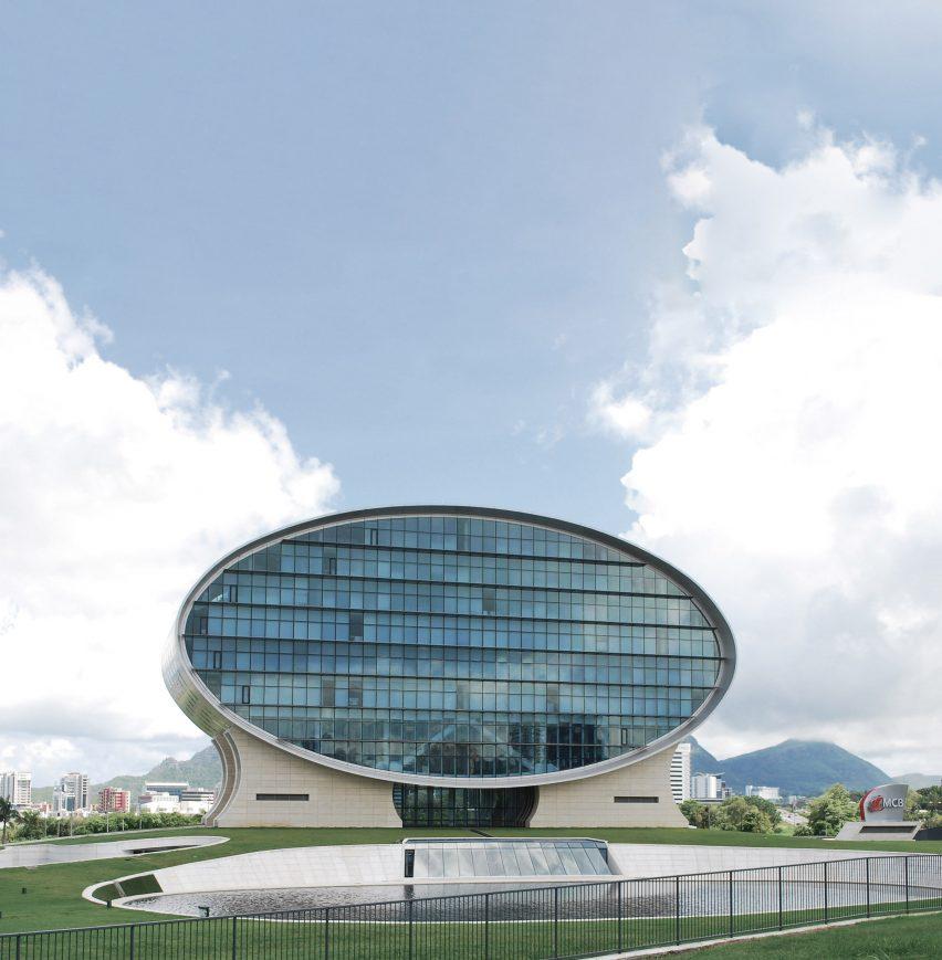 Mauritius Commercial Bank, Plaines Wilhelms, by Jean Francois Koenig