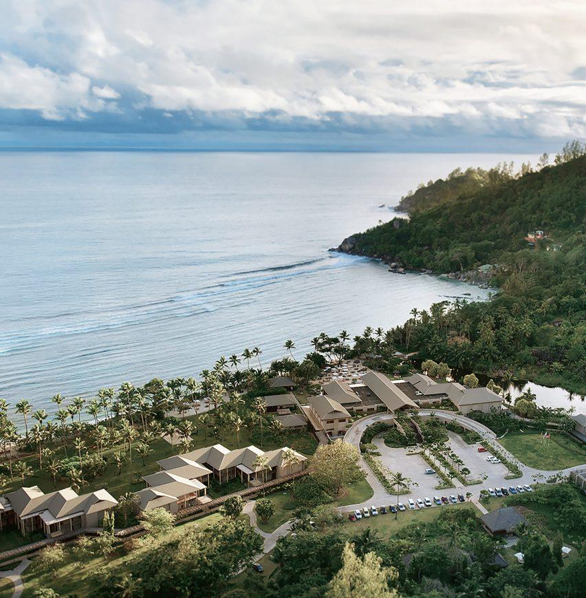 Kempinski Seychelles Resort, Mahé Island, by DHK Architects