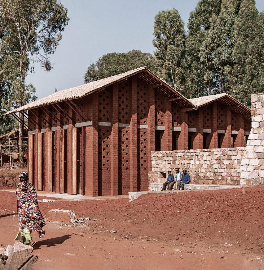 Muyinga Library, Muyinga, by BC Architects