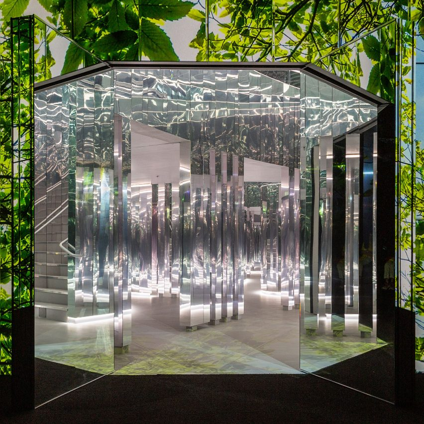 Superblue Miami to open with mirrored Es Devlin installation
