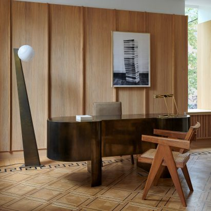 Interior of Tesselschade family office in Amsterdam by Framework