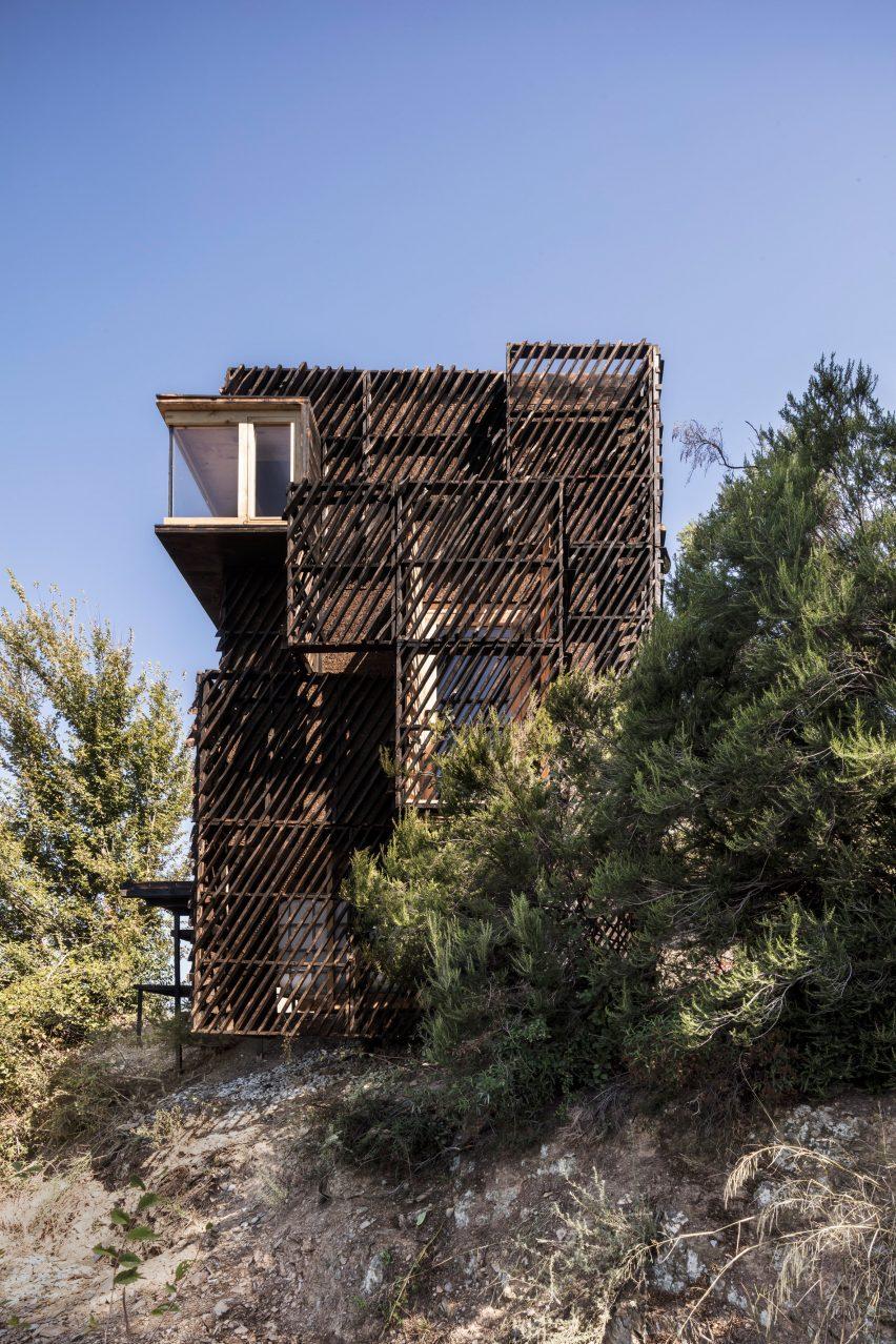 A rural cabin in Spain
