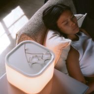 Tray Table Light by Silvon and Gantri