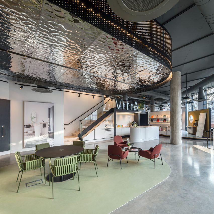 VitrA Bathrooms opens flagship showroom in London's Clerkenwell