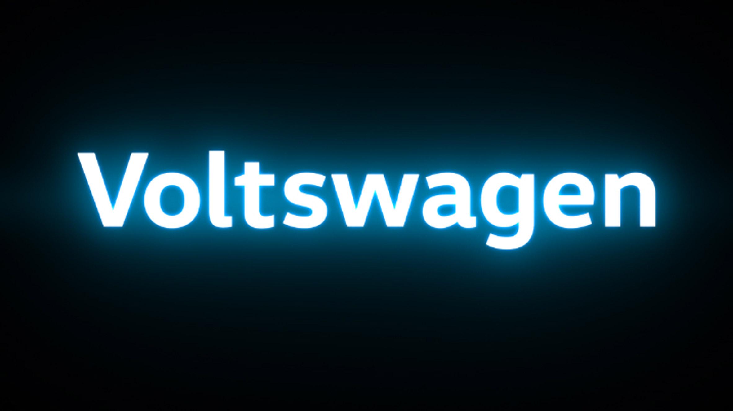 Volkswagen claims it is rebranding itself as Voltswagen