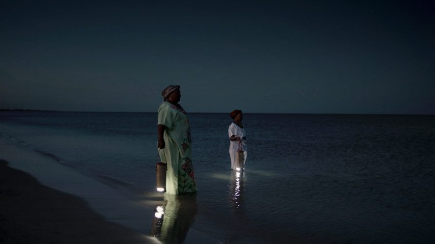 WaterLight by E-Dina and Wunderman Thompson
