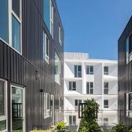 LOHA creates Westgate1515 student housing complex in Los Angeles