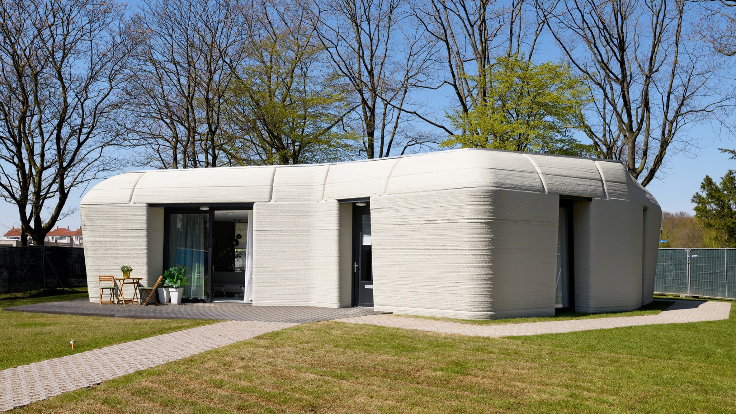 First Tenants Move Into 3d Printed Home In Eindhoven