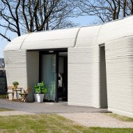 First tenants move into 3D-printed home in Eindhoven