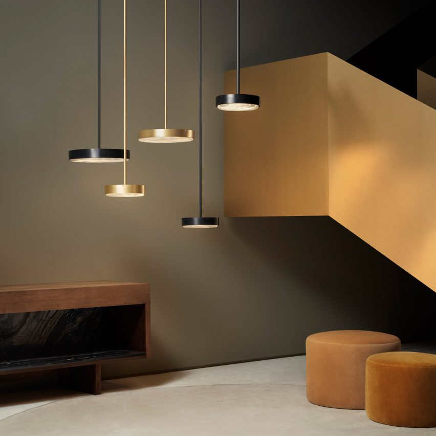 Anvers pendant lamp by CTO Lighting