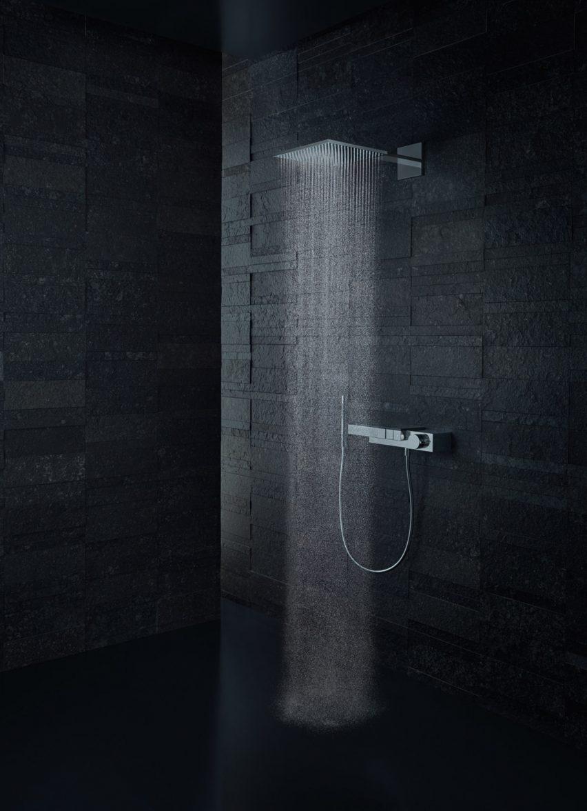 Axor Edge bathroom collection