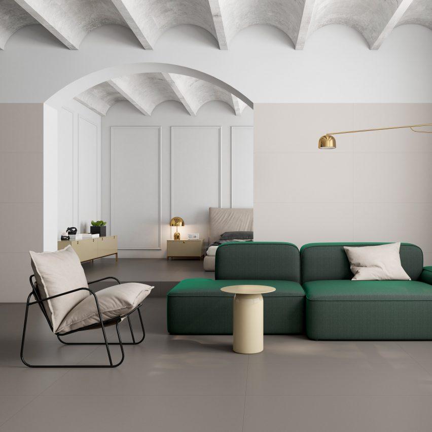 Carpenter tile collection by Argenta Cerámica